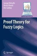 9781402094200: Proof Theory for Fuzzy Logics