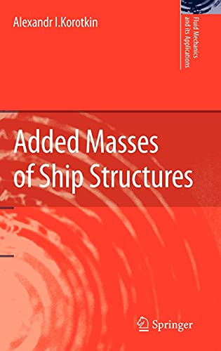 9781402094316: Added Masses of Ship Structures (Fluid Mechanics and Its Applications)