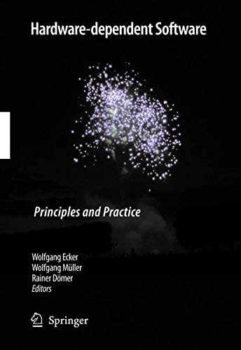 9781402094354: Hardware-dependent Software: Principles and Practice