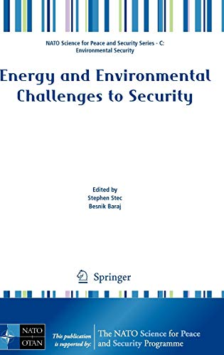 Energy and Environmental Challenges to Security: Stephen Stec