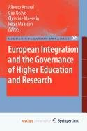 9781402095061: European Integration and the Governance of Higher Education and Research