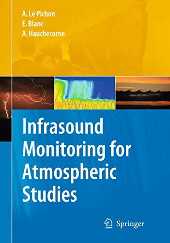 Infrasound Monitoring for Atmospheric Studies (Hardback)