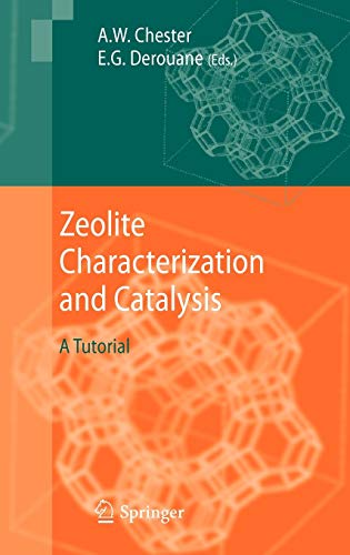 9781402096778: Zeolite Characterization and Catalysis: A Tutorial
