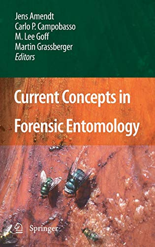 9781402096839: Current Concepts in Forensic Entomology