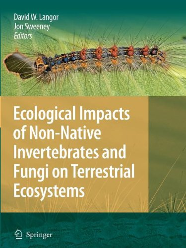 9781402097676: Ecological Impacts of Non-Native Invertebrates and Fungi on Terrestrial Ecosystems