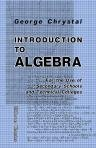 9781402106200: Introduction to Algebra. For the Use of Secondary Schools and Technical Colleges