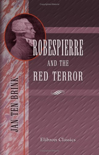 9781402138294: Robespierre and the Red Terror