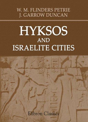 9781402142291: Hyksos and Israelite Cities
