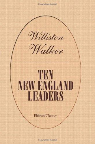 9781402166808: Ten New England Leaders
