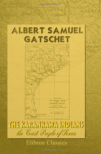 9781402167799: The Karankawa Indians, the Coast People of Texas