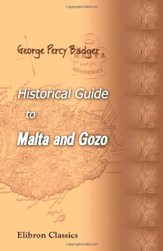 9781402170249: Historical Guide to Malta and Gozo