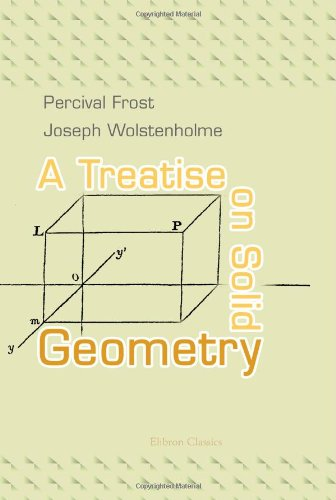 9781402170980: A Treatise on Solid Geometry
