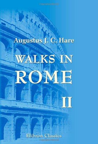 9781402171390: Walks in Rome: Volume 2