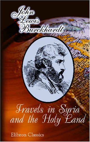 9781402171772: Travels in Syria and the Holy Land