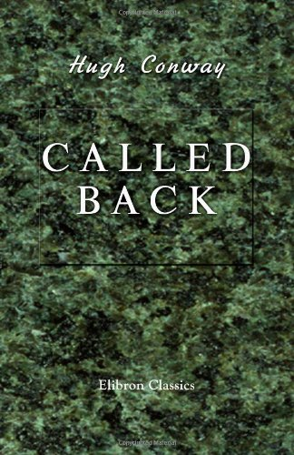 9781402176333: Called Back