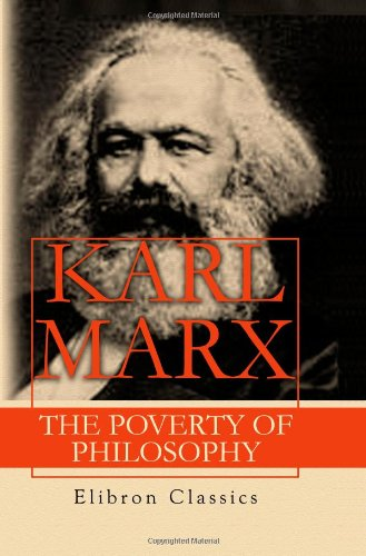 9781402178542: The Poverty of Philosophy