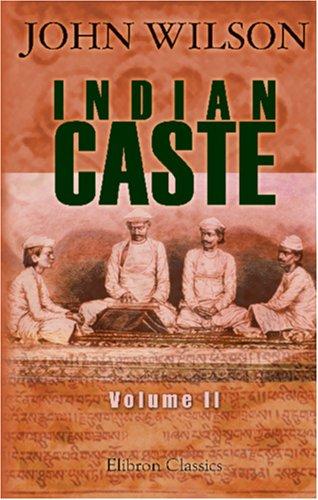 9781402180026: Indian Caste: Volume 2