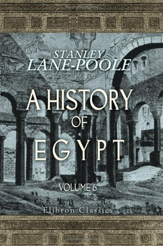 9781402183553: A History of Egypt in the Middle Ages