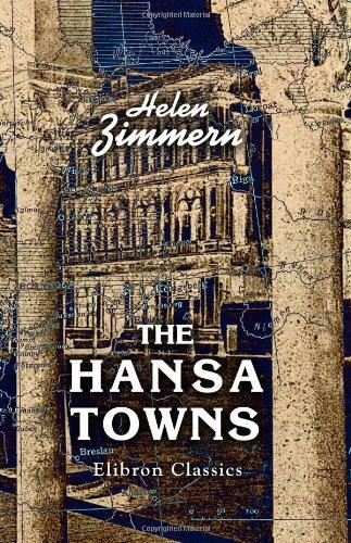 9781402184833: The Hansa Towns
