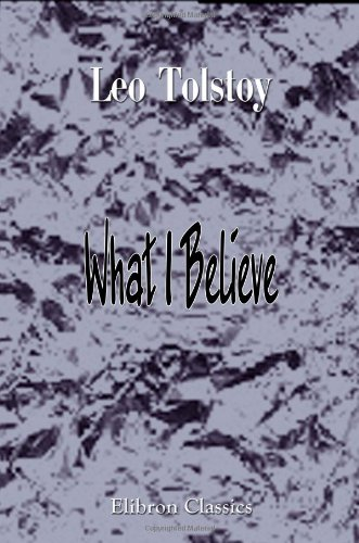 9781402185236: What I Believe