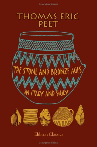 9781402192289: The Stone and Bronze Ages in Italy and Sicily