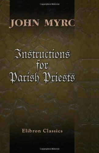 9781402196232: Instructions for Parish Priests