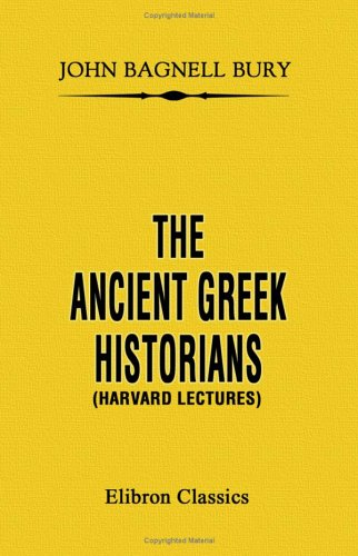 9781402196942: The Ancient Greek Historians