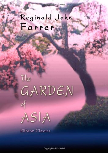 9781402197338: The Garden of Asia: Impressions from Japan