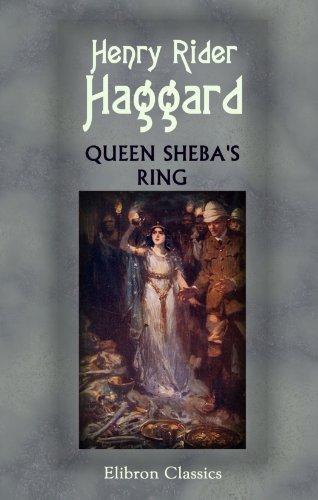 9781402197673: Queen Sheba's Ring