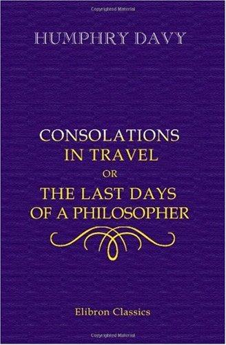 9781402198540: Consolations in Travel, or, The Last Days of a Philosopher