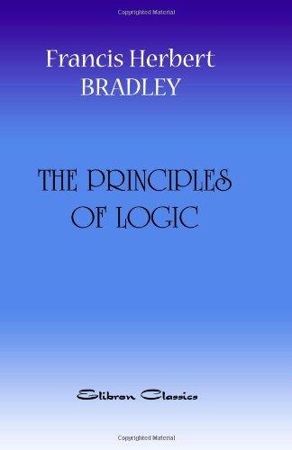 9781402199691: The Principles of Logic