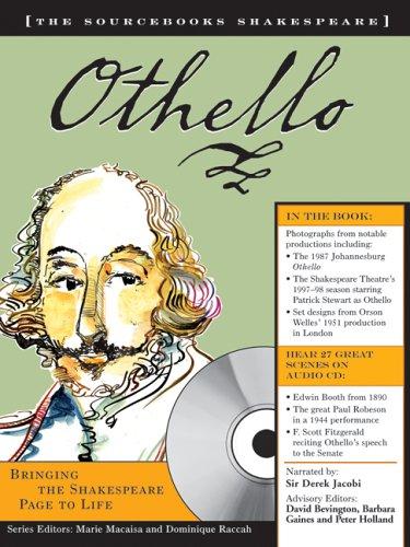 Othello (The Sourcebooks Shakespeare; Book & CD): Willam Shakespeare; Dominique