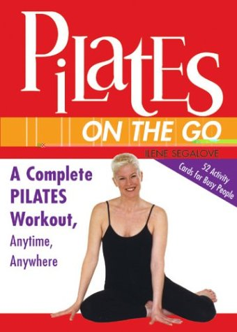 9781402201615: Pilates on the Go