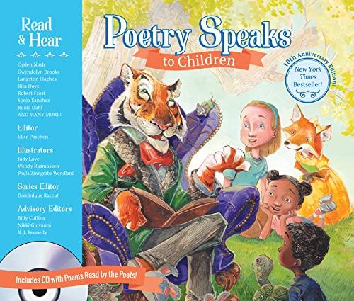 9781402203299: Poetry Speaks to Children (Book & CD) (A Poetry Speaks Experience)