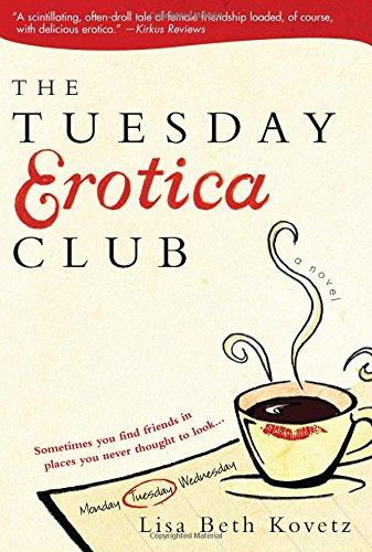 9781402206641: The Tuesday Erotica Club