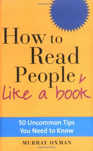 9781402206931: How to Read People Like a Book: 50 Uncommon Tips You Need to Know