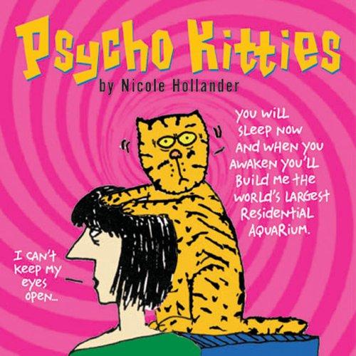 9781402207297: Psycho Kitties
