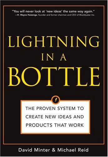 Lightning in a Bottle: The Proven System to Create New Ideas and Products That Work: Minter, David