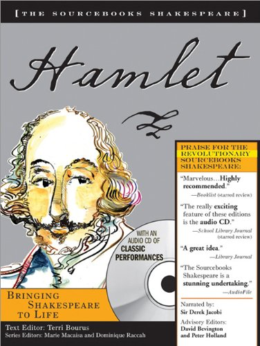 9781402207761: Hamlet (The Sourcebooks Shakespeare; Book & C D)