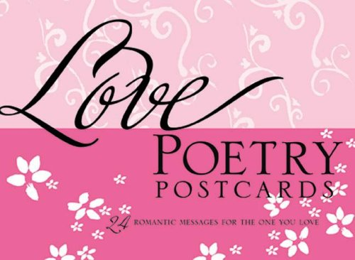 9781402208096: Love Poetry Postcards