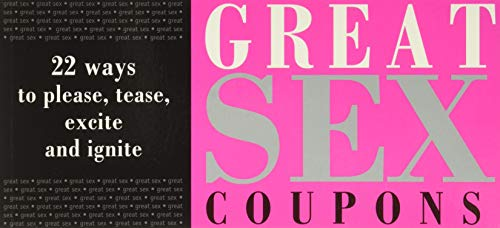 Great Sex Coupons: Sourcebooks