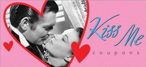 Kiss Me Coupons: Sourcebooks