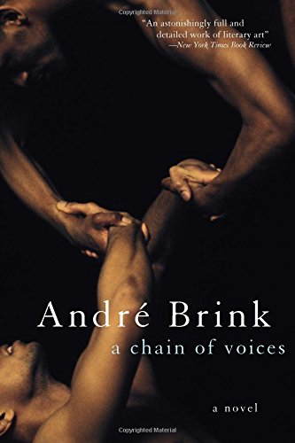 9781402208652: A Chain of Voices: A Novel