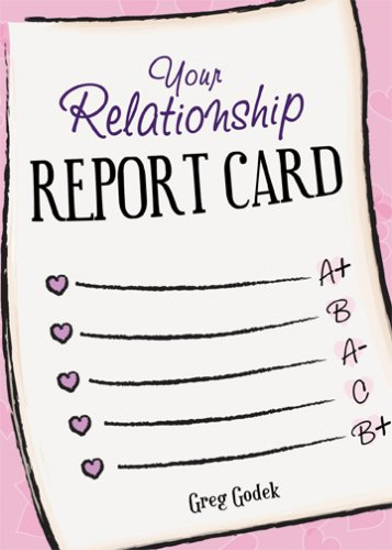 9781402208935: Your Relationship Report Card