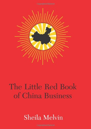 9781402209116: The Little Red Book of China Business