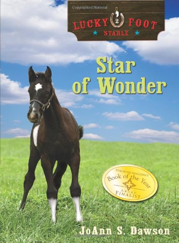 9781402209970: Star of Wonder (Lucky Foot Stable)