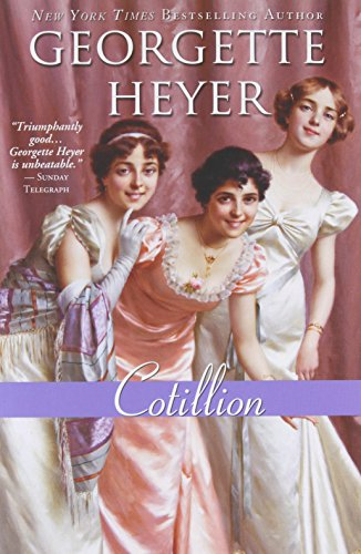 9781402210082: Cotillion (Regency Romances)