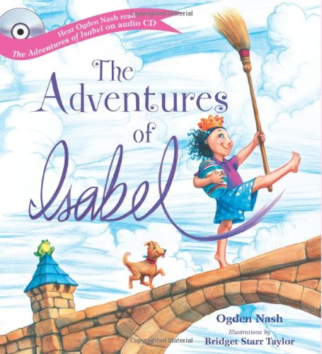 9781402210273: The Adventures of Isabel (A Poetry Speaks Experience)
