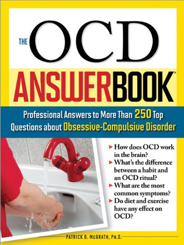 9781402210587: The OCD Answer Book: Professional Answers to More Than 250 Top Questions about Obsessive-Compulsive Disorder
