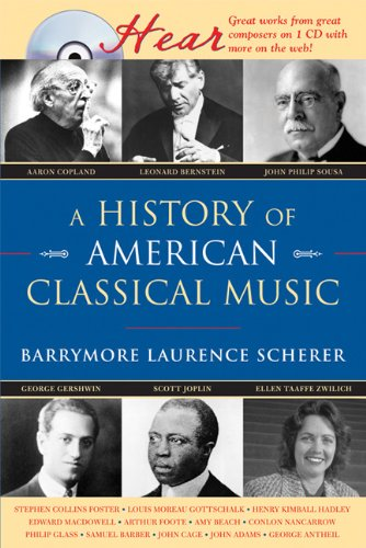 9781402210679: A History of American Classical Music (Naxos Books)